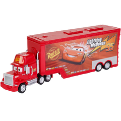 Disney Pixar Cars Mack Truck and Transporter