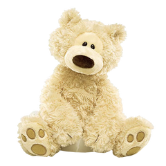 Gund Philbin Teddy Bear Stuffed Animal 18 inches