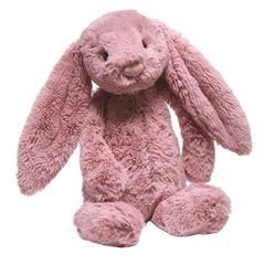 Jellycat® Bashful Grey Bunny, Medium 12inch