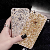 Glitter Sequin Clear Case
