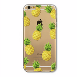 Printed Fruits iPhone Cases