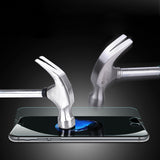 Front Explosion-Proof Tempered Glass for iPhone 4 5 6 & 7