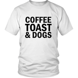 Exclusive Dog Lovers White Shirt