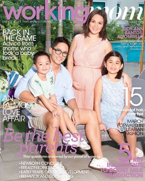Working Mom, August 2015 Issue