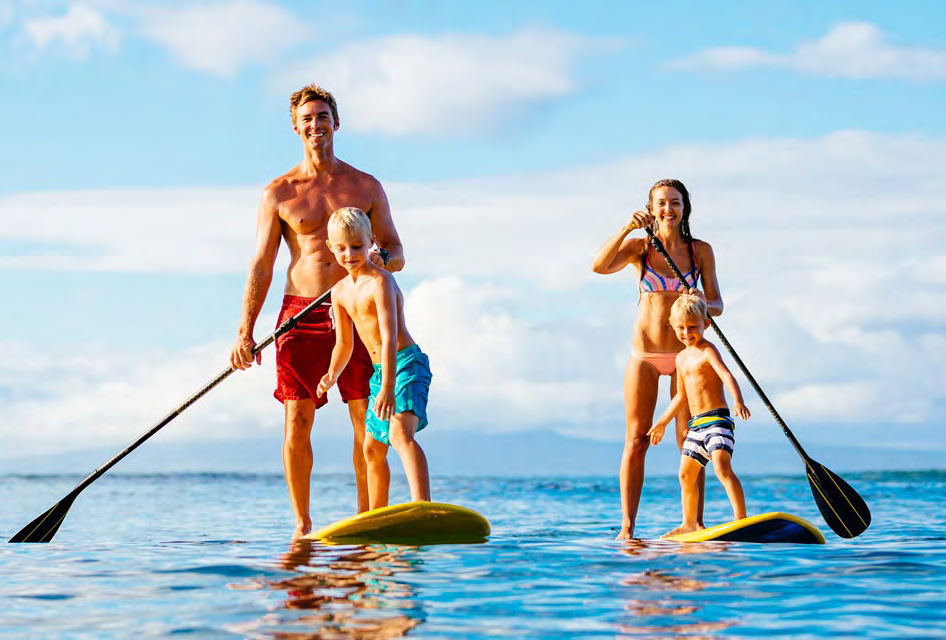 5 Reasons Why Stand Up Paddle Boarding is an Incredible Sport