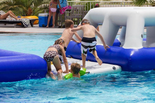 Aquaglide Inflatable Swimstep