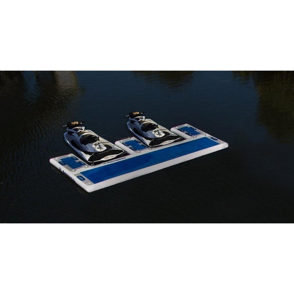 Aquaglide Wave Runner Inflatable Boat Docking Station - 2m x 4m