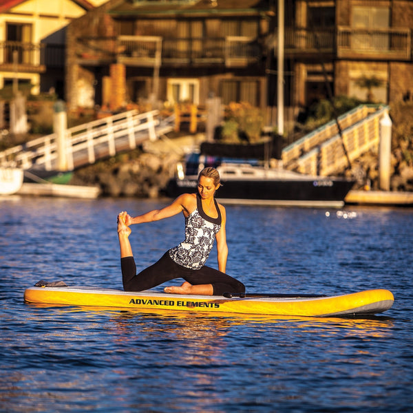 Advanced Elements Stand Up Paddle Board Advanced Elements Lotus Inflatable SUP