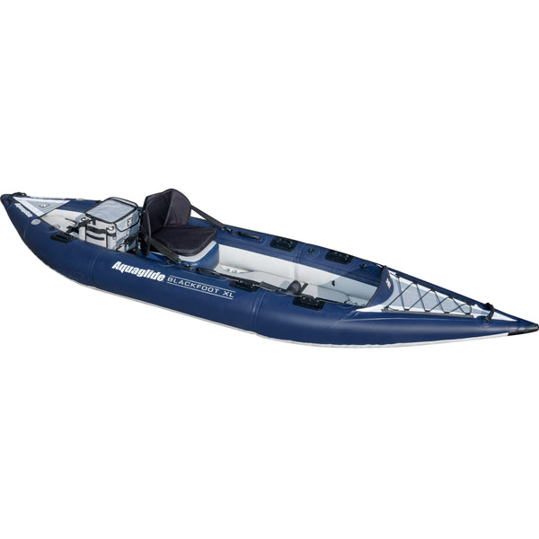 Aquaglide Kayak Aquaglide Blackfoot HB Angler XL Inflatable Fishing Kayak