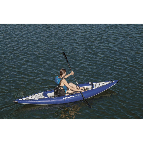 Aquaglide Kayak Aquaglide Chelan HB 1 - 1 Person Inflatable Kayak