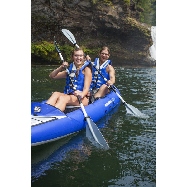 Aquaglide Kayak Aquaglide Chelan HB 2 - 2 Person Inflatable Kayak