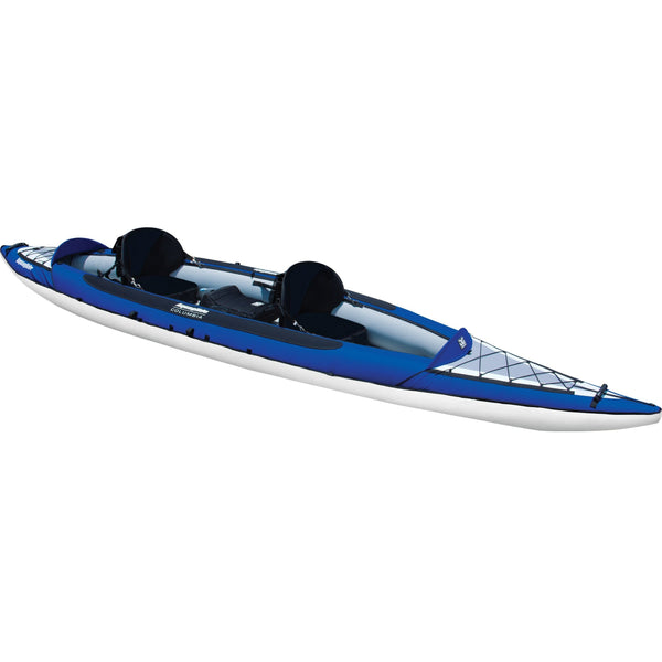 Aquaglide Kayak Aquaglide Columbia Tandem XP - 3 Person Inflatable Kayak