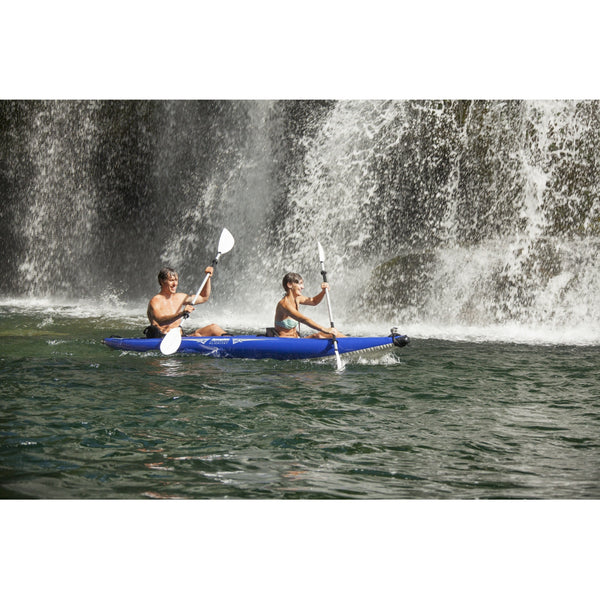 Aquaglide Kayak Aquaglide Klickitat HB 2 - 2 Person Inflatable Kayak