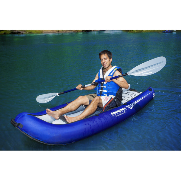 Aquaglide Kayak Aquaglide Rogue XP 1 - 1 Person Inflatable Kayak