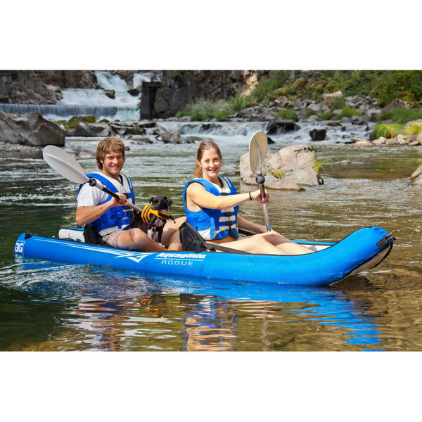 Aquaglide Kayak Aquaglide Rogue XP 2 - 2 Person Inflatable Kayak
