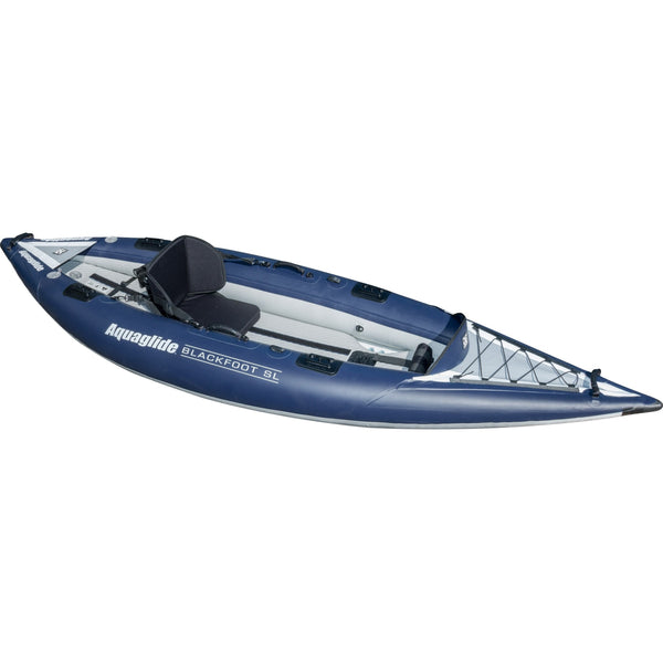 Aquaglide Kayaks Aquaglide Blackfoot HB Angler SL Inflatable Fishing Kayak