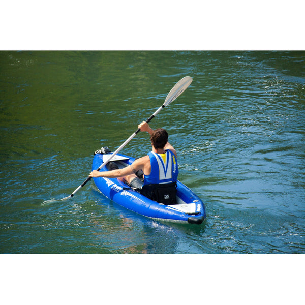Aquaglide Kayaks Aquaglide Klickitat HB 1 - 1 Person Inflatable Kayak