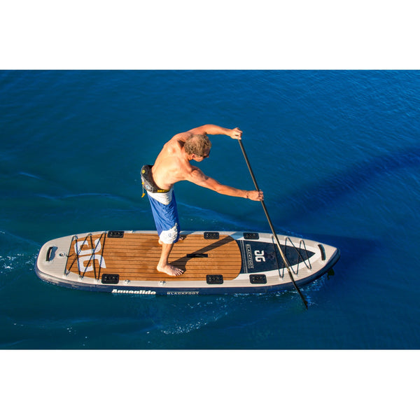 Aquaglide Stand Up Paddle Board Aquaglide Blackfoot Angler Inflatable Stand Up Paddle Board