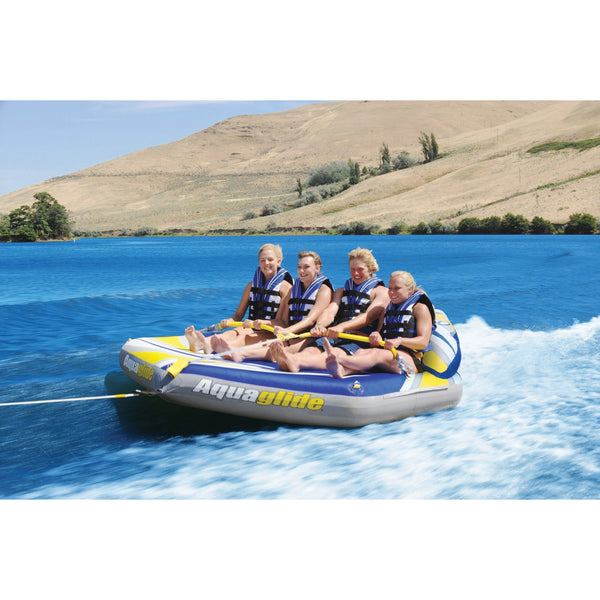 Aquaglide Towable Aquaglide Lanai Combo Inflatable Towable Lounge & Swim Platform