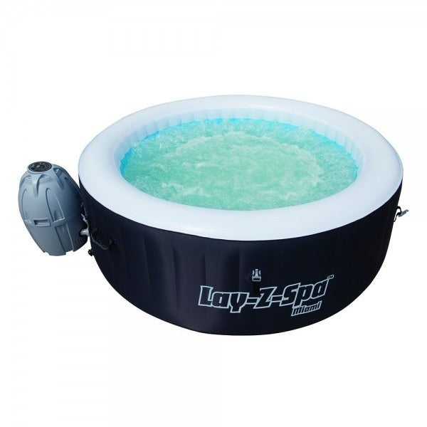 Bestway Inflatable Spa Bestway Lay-Z Massage Spa - Miami