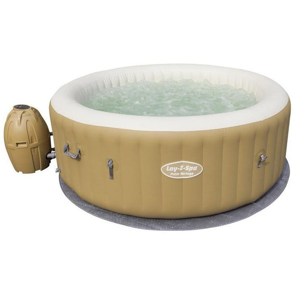 Bestway Inflatable Spa Bestway Palm Springs Lay-Z Massage Spa