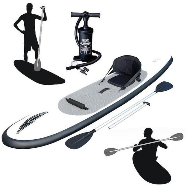 Bestway Stand Up Paddle Board Bestway Hydro-Force WaveEdge 3.1m Inflatable SUP and Kayak + Paddle