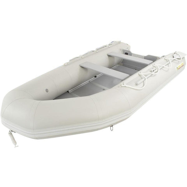 Island Inflatables Dinghy Island Inflatables Wood Deck Inflatable Dinghy - 3.65m