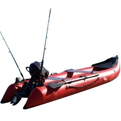 Nifty Boat Fishing Boat Nifty Boat - Red