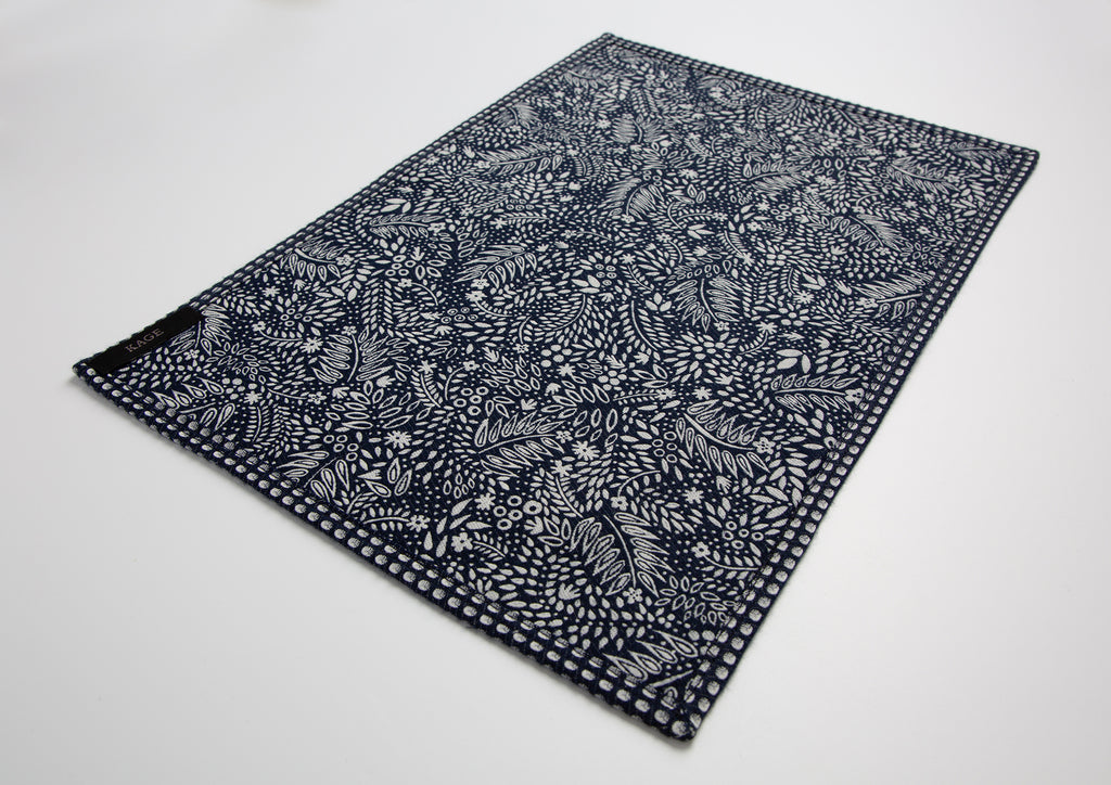 Floral Rectangular Placemat