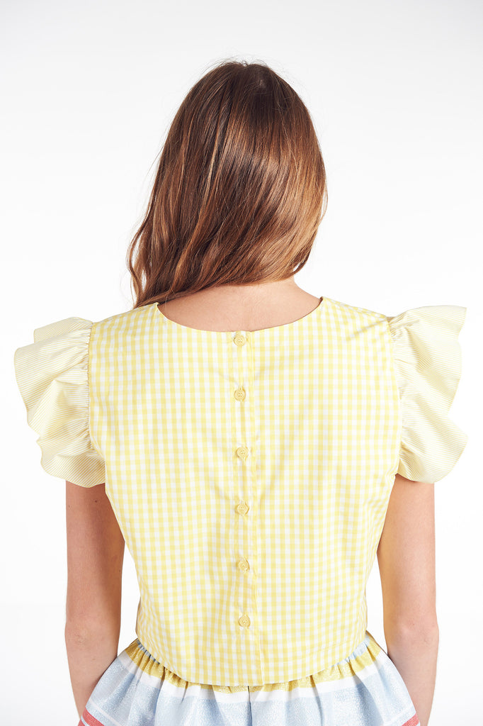 Yellow Canary Top