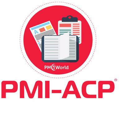 PMI-ACP Agile Intensive Exam Preparation Course