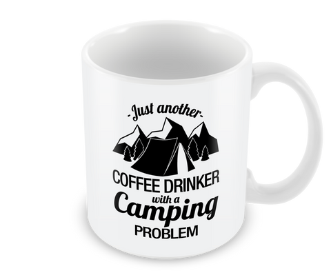 Just Another Coffee Drinker With A Camping Problem
