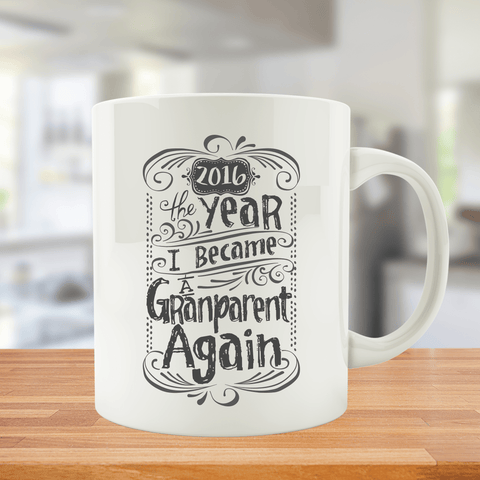 2016 - The Year I Became A Grandparent Again