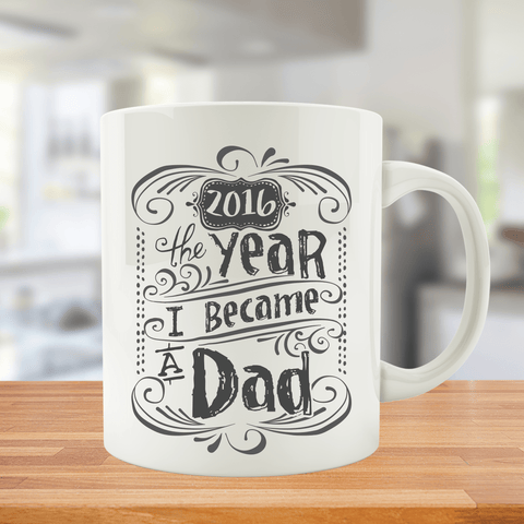 2016 - The Year I Became A Dad