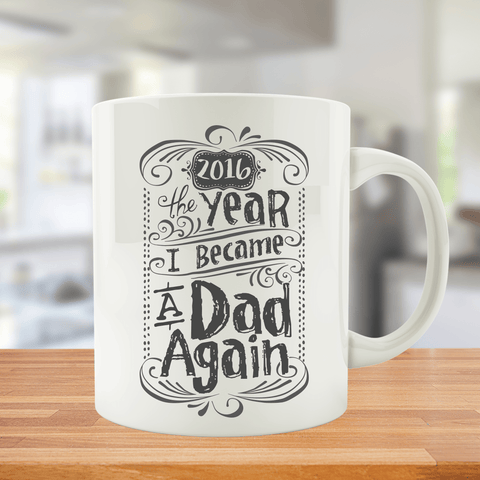 2016 - The Year I Became A Dad Again