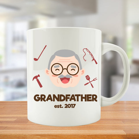 Grandfather EST.2017