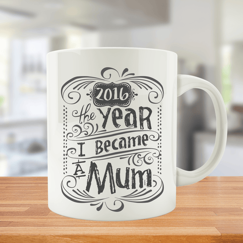 2016 - The Year I Became A Mum