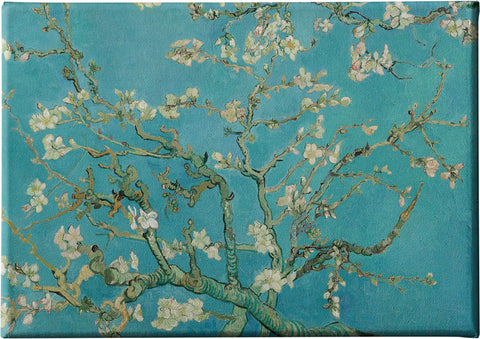 Canvas Frame from, Decoration Space,Almond Blossoms,