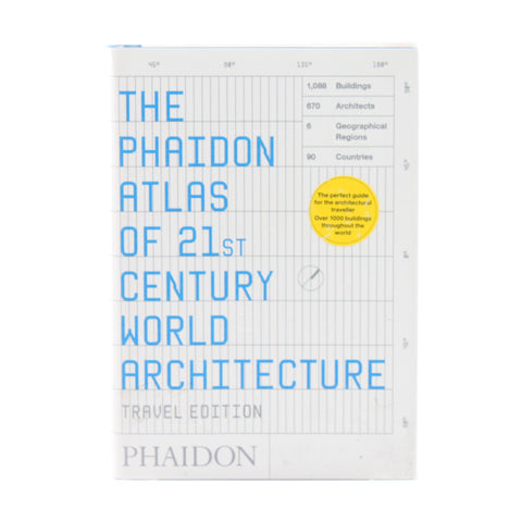 The Phaidon Atlas of 21st Century World Architecture