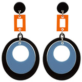 Hepworth Inspired Earrings by Toolally