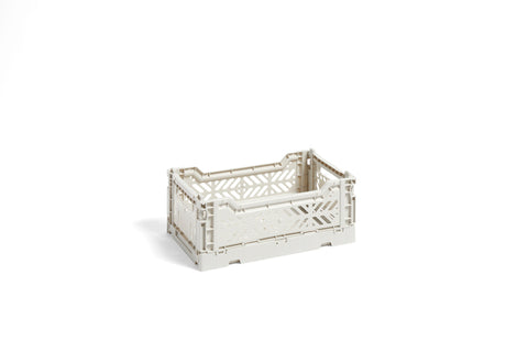 Light Grey Small Crate