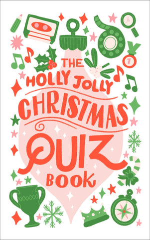 Holly Jolly Christmas Quiz Book
