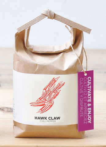 Hawk Claw Cultivate & Eat
