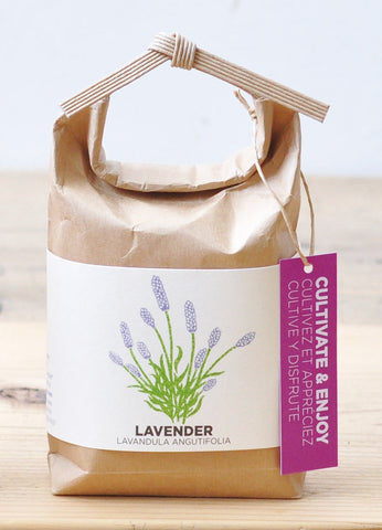 Lavender Cultivate and Eat