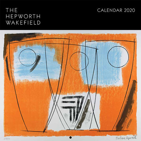 The Hepworth Wakefield Calendar 2020