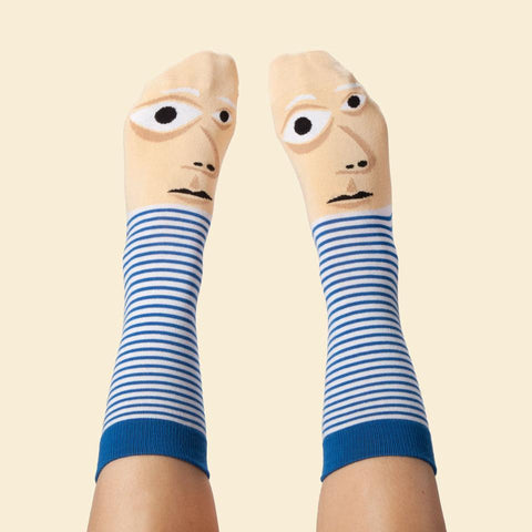 Feetasso Socks by ChattyFeet