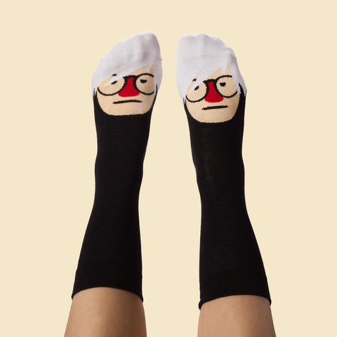 Medium Andy Sock Hole Socks by ChattyFeet