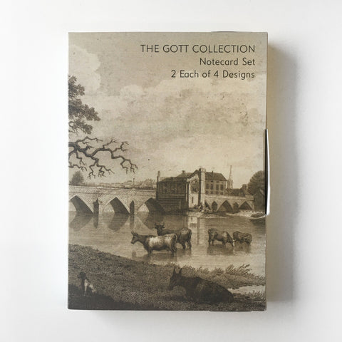 The Gott Collection Notecard Set