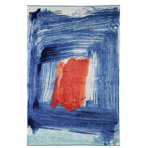 Howard Hodgkin: Rug