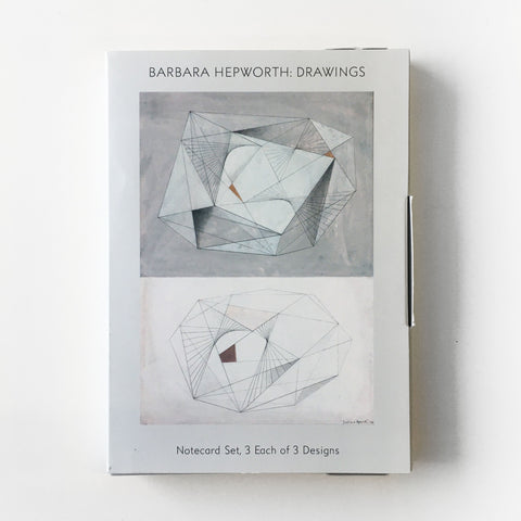 Barbara Hepworth Drawings Notecard Set